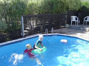 cool pool fun